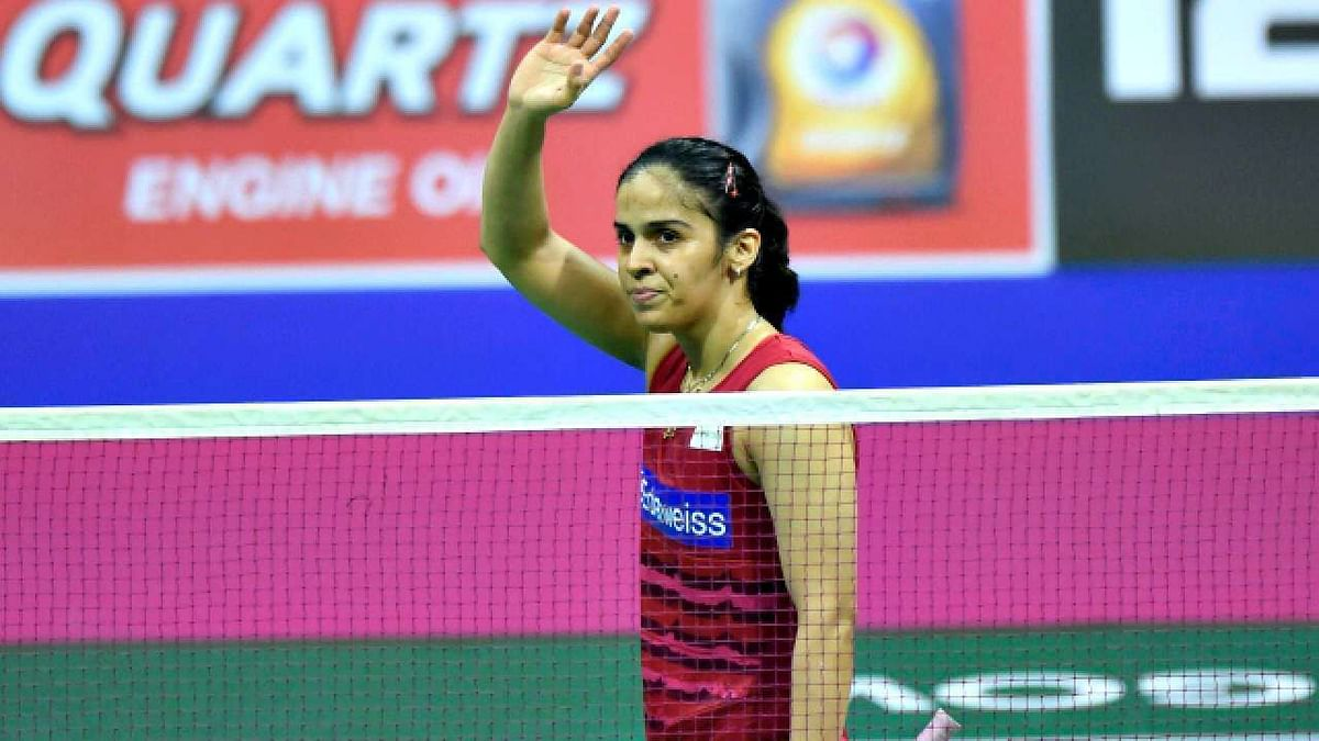This was Saina's ninth defeat in 11 matches against Akane Yamaguchi and her third first-round exit this season.