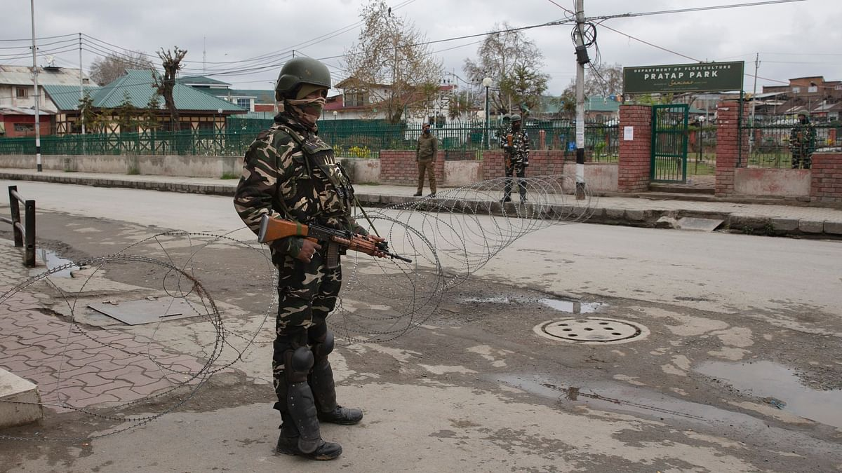 Top Jaish-e-Mohammed Commander, 2 Terrorists Killed in Pulwama