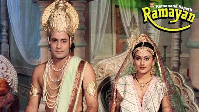 Viewers Get Nostalgic As First Episode of 'Ramayan' Airs on DD