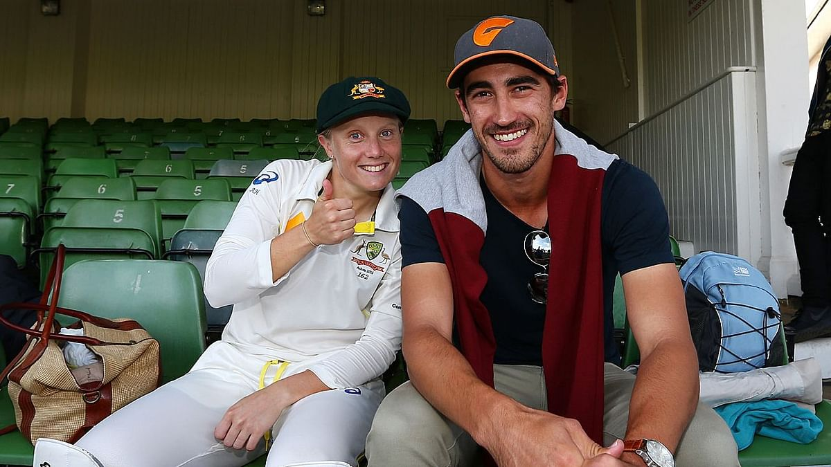 Mitchell Starc Cuts Short SA Tour to Watch Wife Play T20 WC Final
