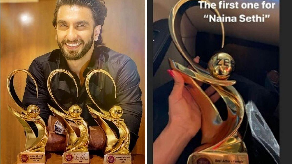 Zee Cine Awards: Ranveer Singh, Taapsee Pannu Win Best Actor Award