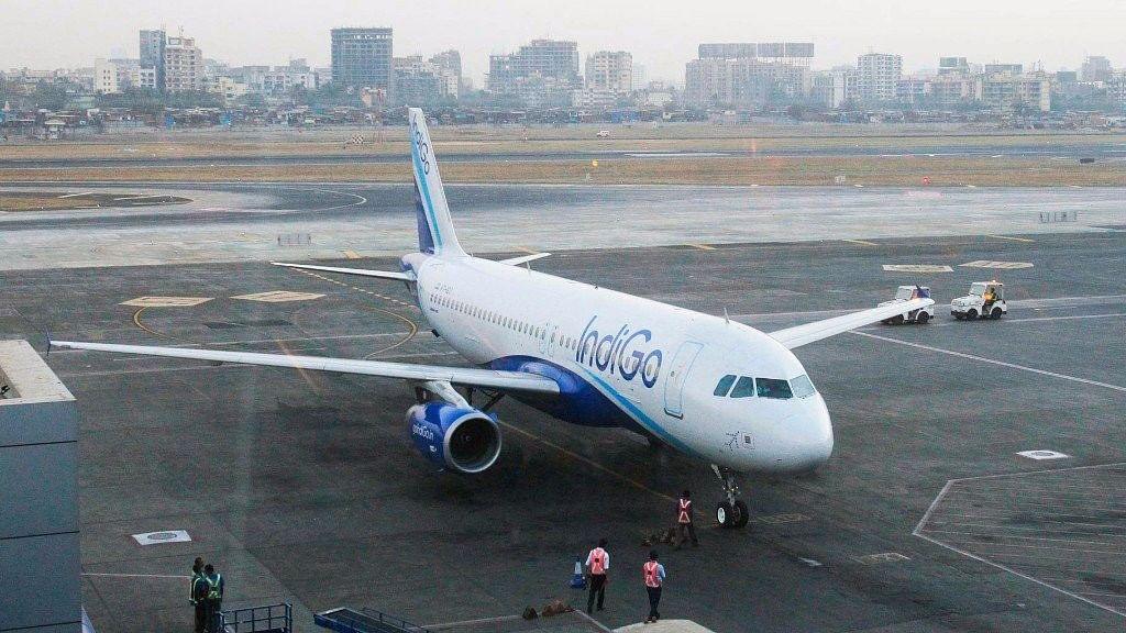 File photo of an IndiGo aircraft. Image used for representational purpose.