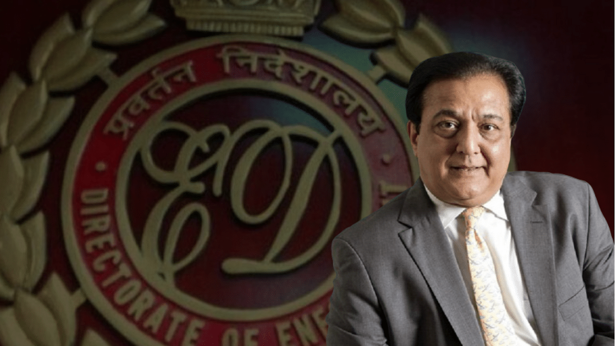 ED's Eye on Big Loans Issued by Yes Bank, Kapoor's Foreign Assets