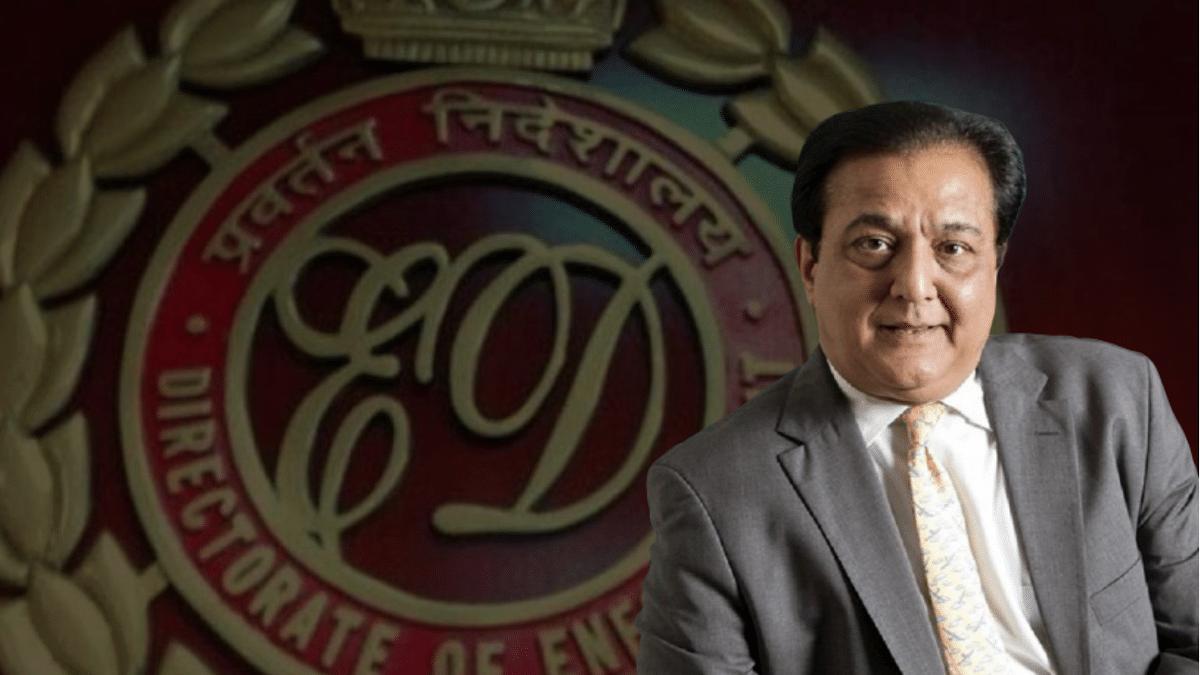 Yes Bank Founder Rana Kapoor's ED Custody Extended till 16 March