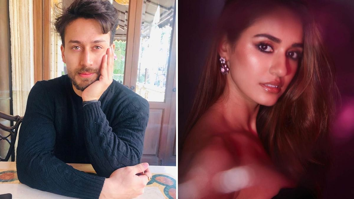 Disha Shares Her First Dance Block With Tiger Shroff on His B'Day