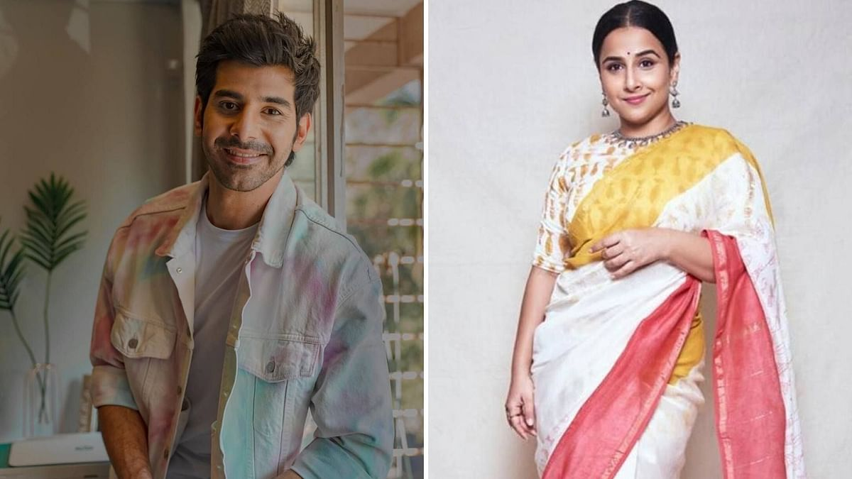 Vidya Balan reached out to&nbsp;<i>Thappad </i>actor Pavail Gulati after watching the film.