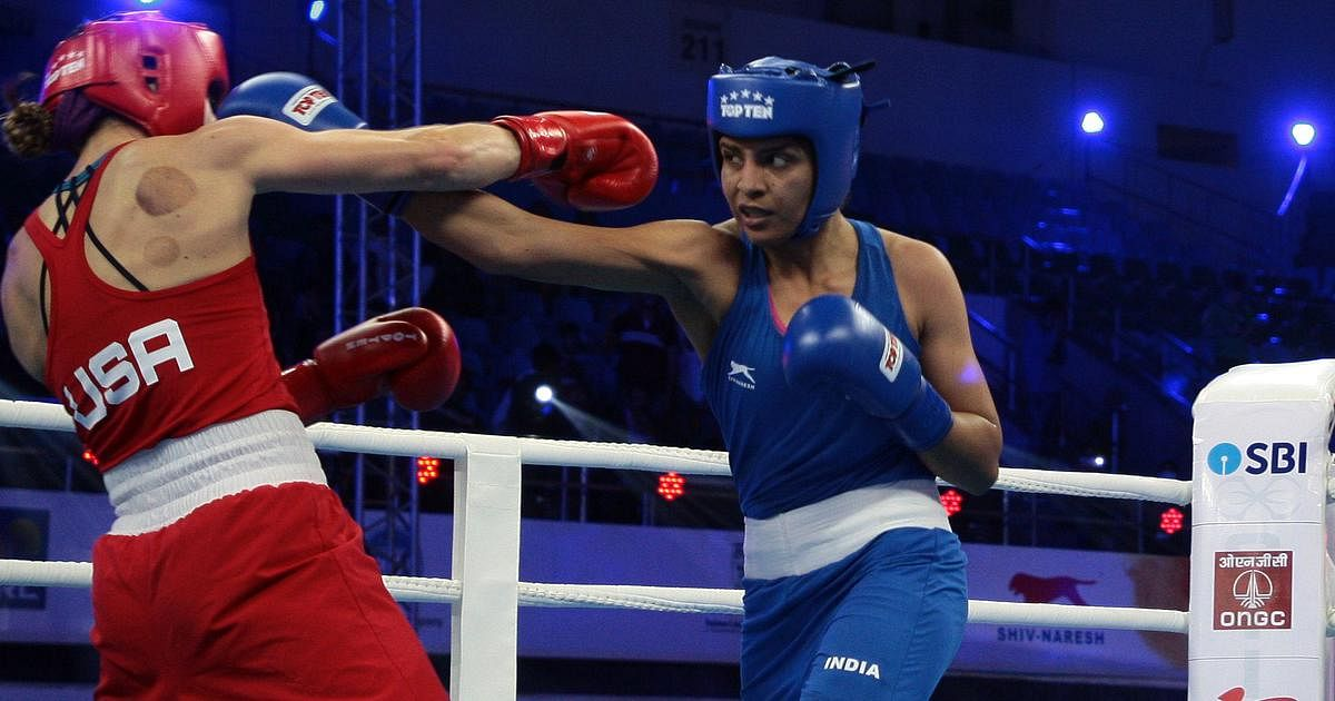 Simranjit won bronze at her  World Boxing Championships right in 2018.