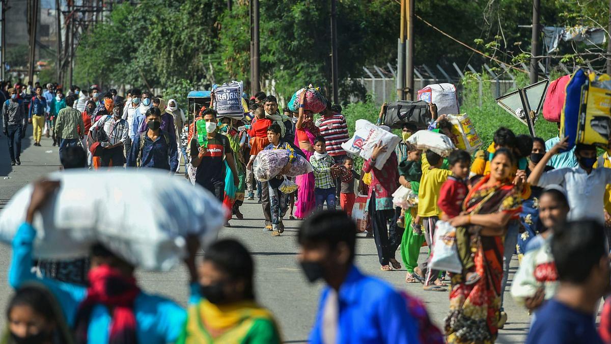 14-Day Quarantine for Lockdown Violators: Govt Amid Migrant Exodus