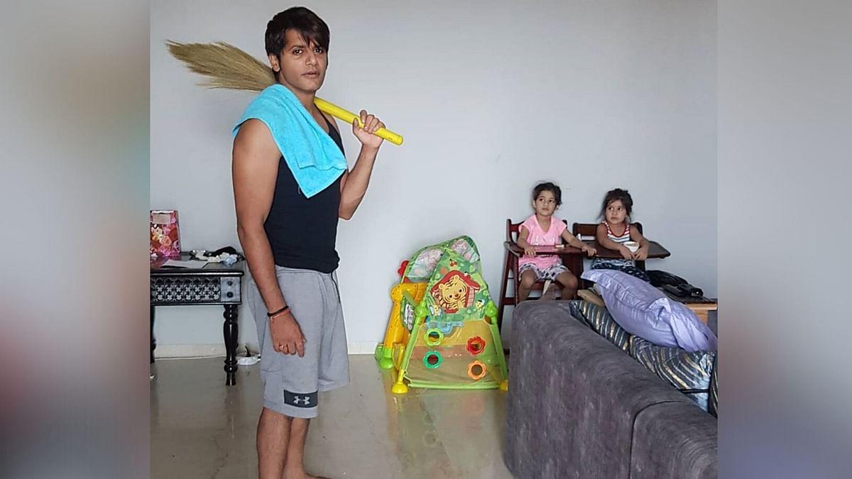 Karanvir Bohra Urges Men to Help Wives During COVID-19 Crisis