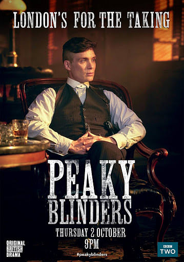 'Peaky Blinders' starring Cillian Murphy is a must watch.