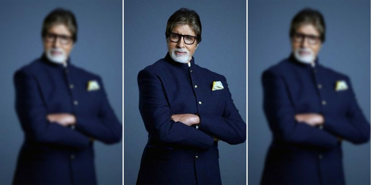 Amitabh Bachchan asked everyone to stay safe.
