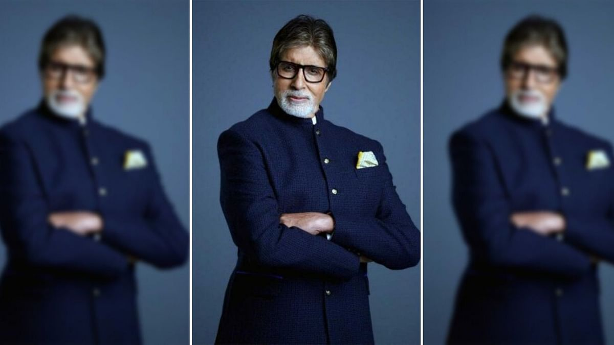 Amitabh Bachchan 'Doodles' Poem About Coronavirus Precautions