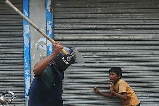Delhi Violence: No, These Photos Don't Show Cops Beating Civilians