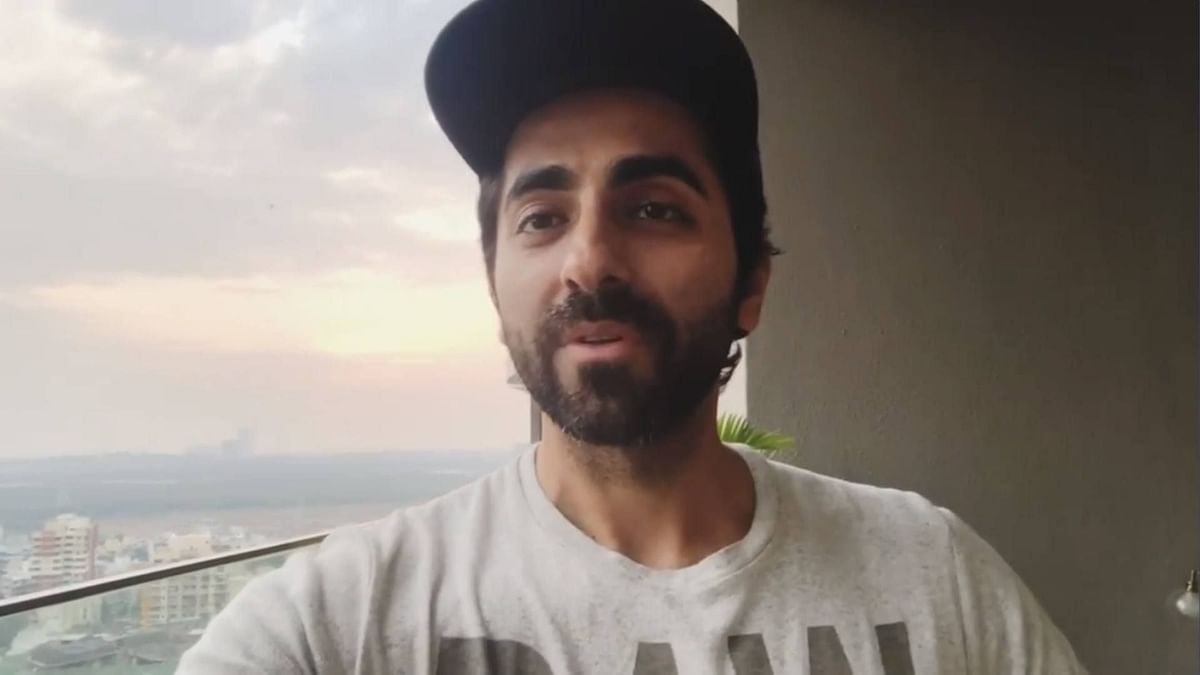 Ayushmann Reflects on Coronavirus Outbreak With a New Poem