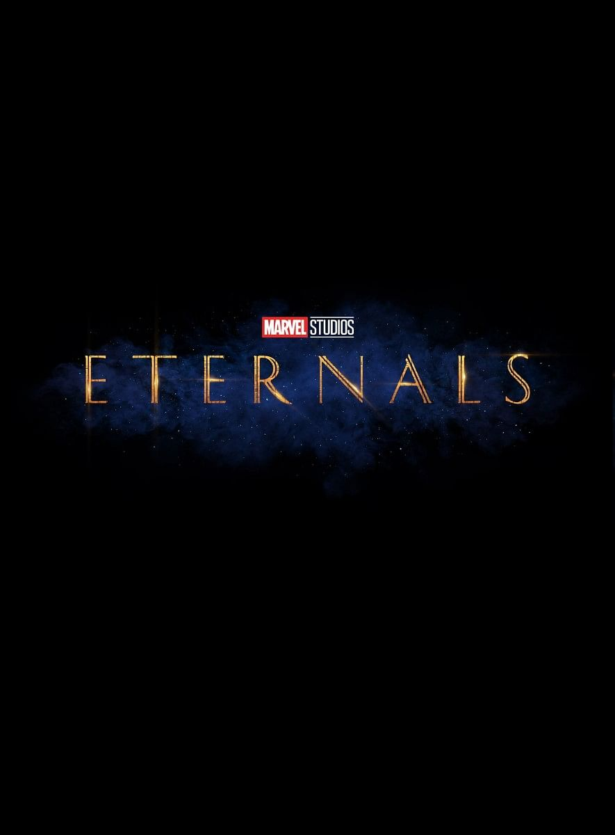 The poster of <i>The Eternals.</i>