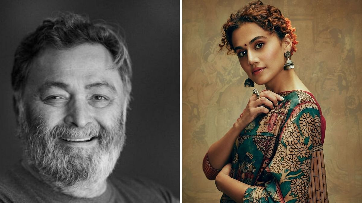 Let's Do This Everyone: Taapsee, Rishi Kapoor on 21-Day Lockdown