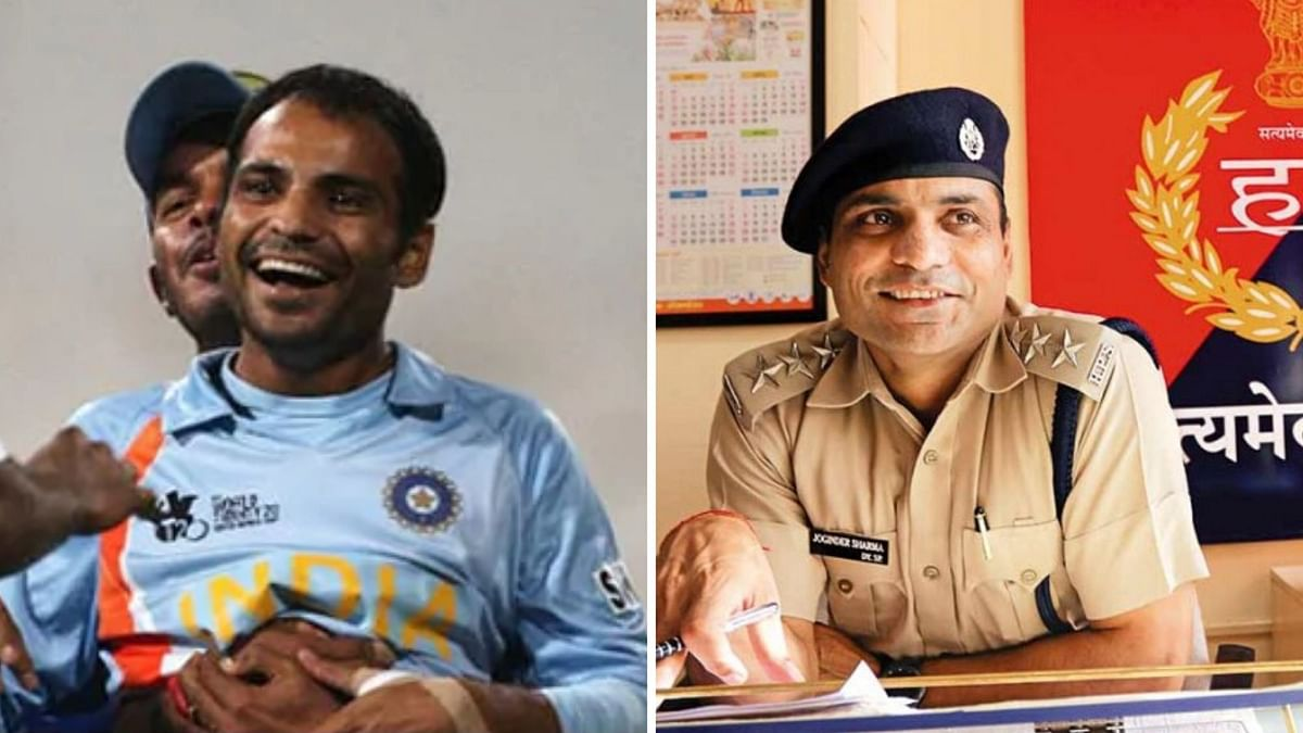 ICC Lauds Cricketer-Turned Cop Joginder Sharma Amid Health Crisis