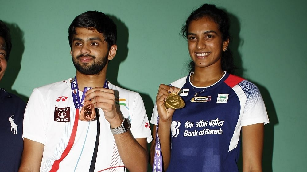 PV Sindhu and Sai Praneeth are assured of a spot in the Tokyo Olympics but they have nowhere to train with the Gopichand Academy now shut.