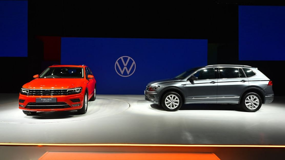 Volkswagen Launches Tiguan AllSpace SUV, Priced at Rs 33.12 Lakh