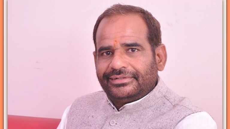 BJP leader Ramesh Bidhuri.