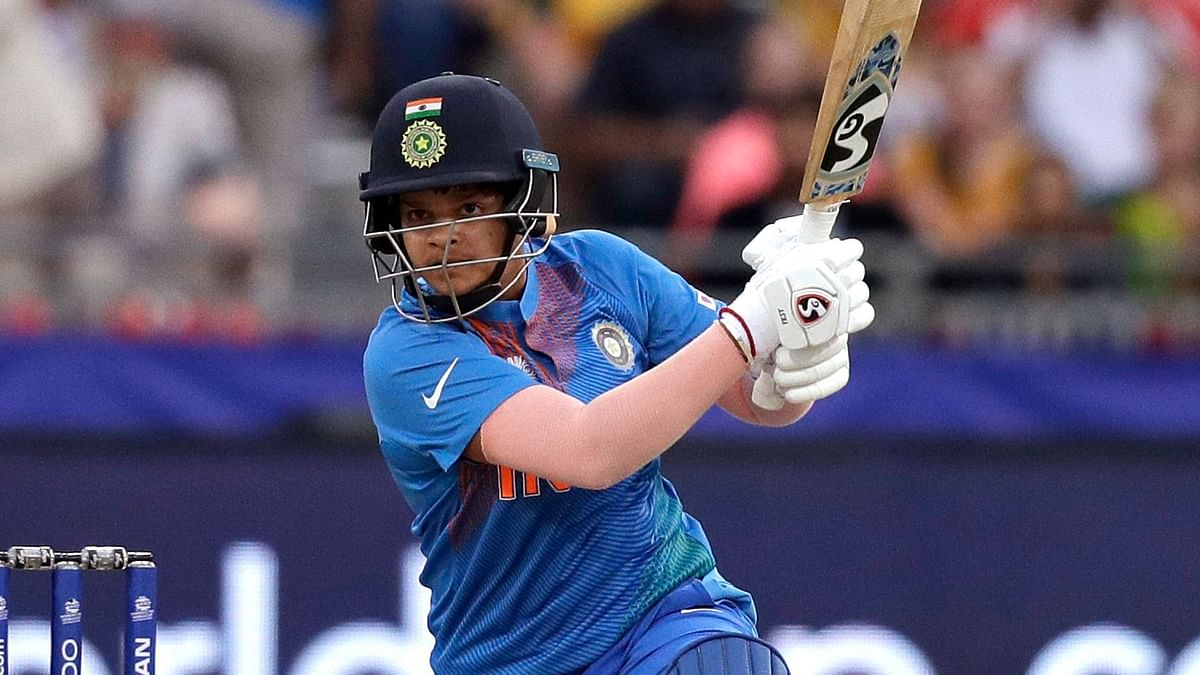 All Eyes on Dasher Shafali Ahead of India Women's One-Off Test