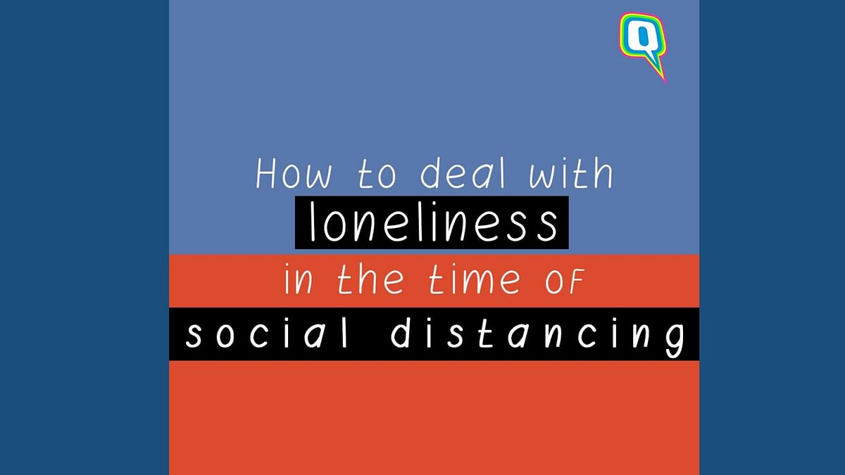 8 ways to deal with loneliness while you're social distancing
