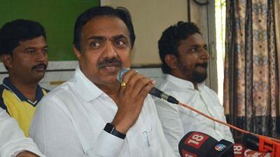 Maharashtra NCP leader Jayant Patil