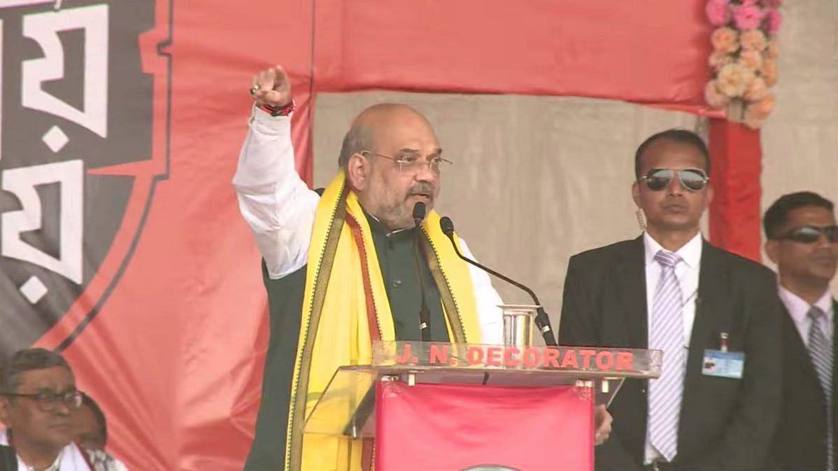 Amit Shah Asks CMs to Look Into the Exodus of Migrant Workers