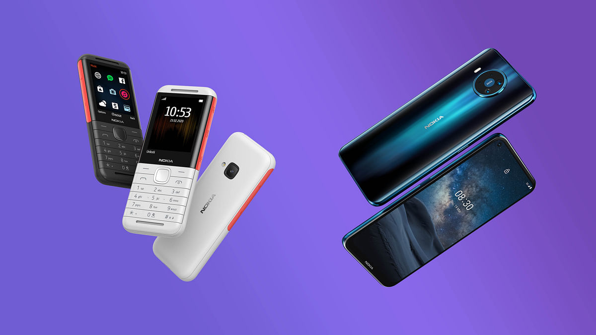 Nokia 8.3 With 5G Makes Debut, Brings Back 5310 Phone & More