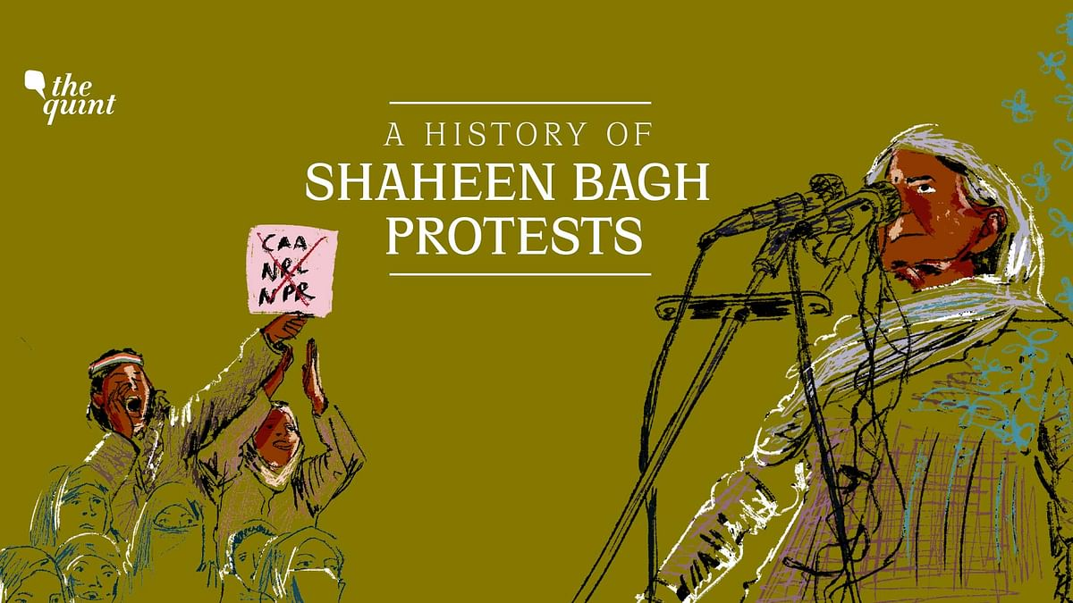 A history of Shaheen Bagh Protests