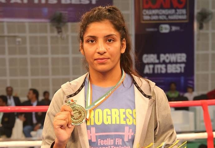 A 10-Min Chat With Boxer Vijender Singh Changed Simranjit's Future