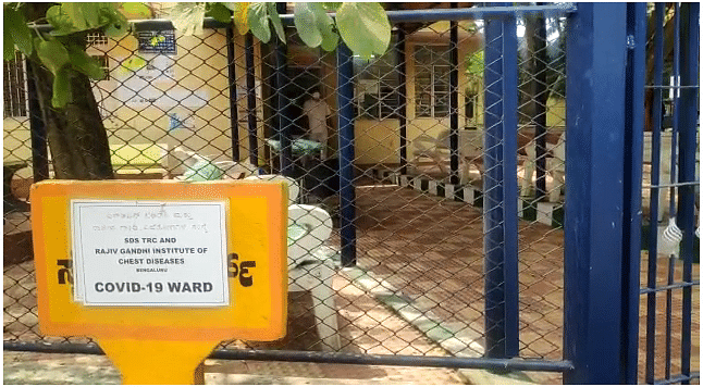 COVID-19: Five People Admitted to Isolation Ward in Bangalore