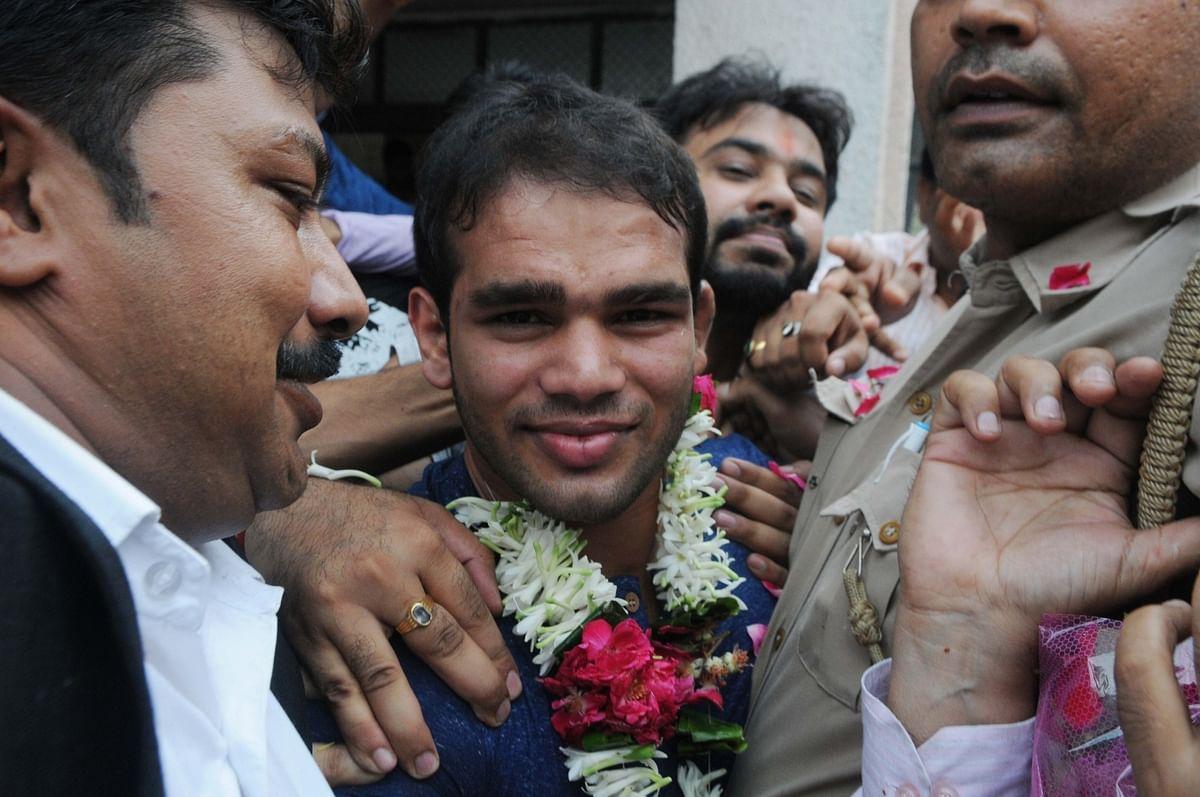 Wrestler Narsingh Yadav's four year doping ban ends this summer.