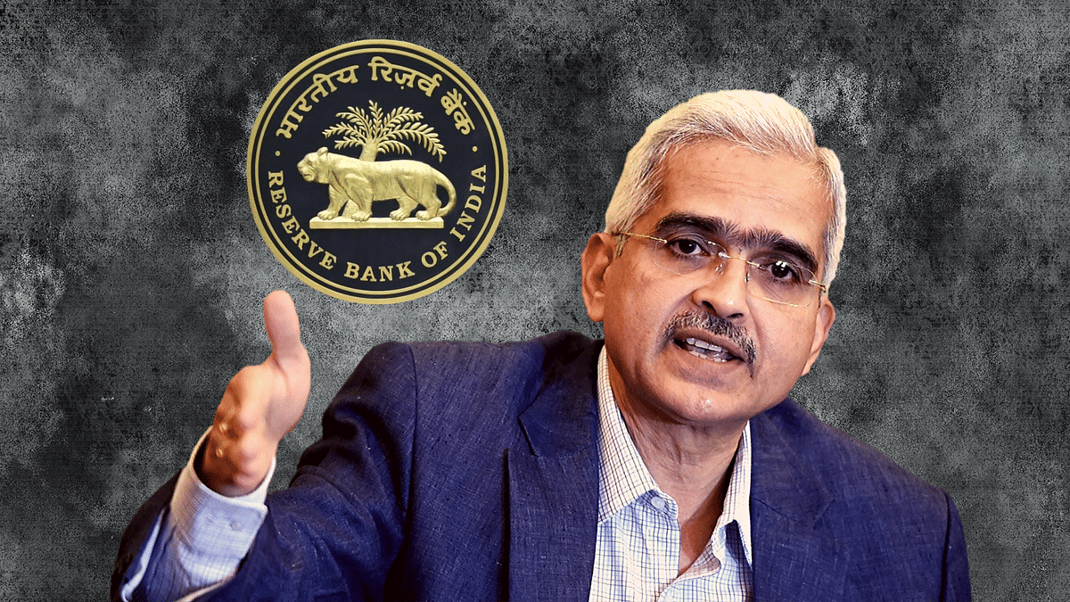 File image of RBI Governor Shaktikanta Das.