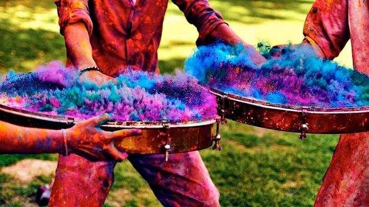 Strict Action For Violating COVID Norms on Holi: Delhi Police