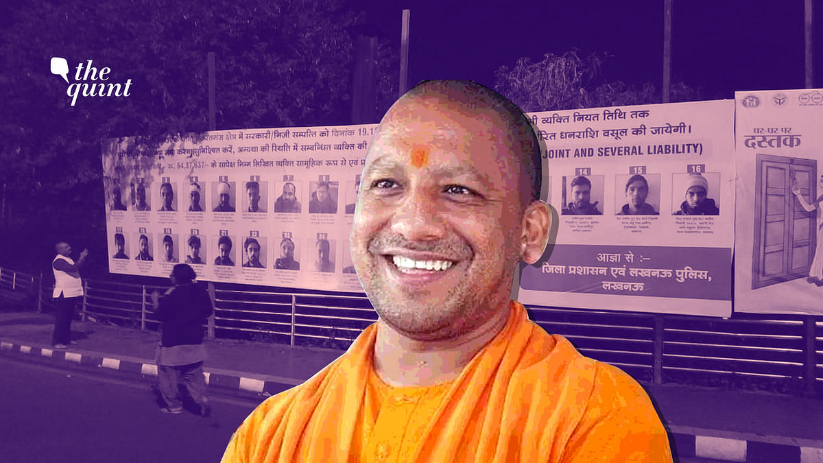 What Is Yogi Govt's Property Damage Ordinance for and Is it Legal?