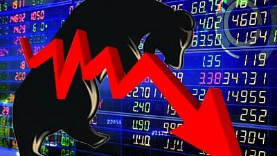 Stock Market Mayhem Wipes Off Over Rs 8 Lakh Crore Investor Wealth