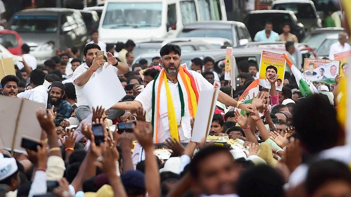 DK Shivakumar Appointed Karnataka Congress President