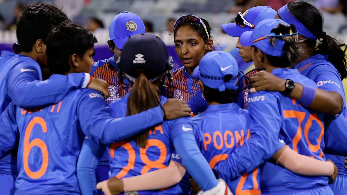 India are through to the final of the 2020 Women's T20 World Cup.