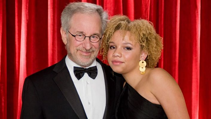 Spielberg's Daughter Arrested Over Domestic Assault Charges