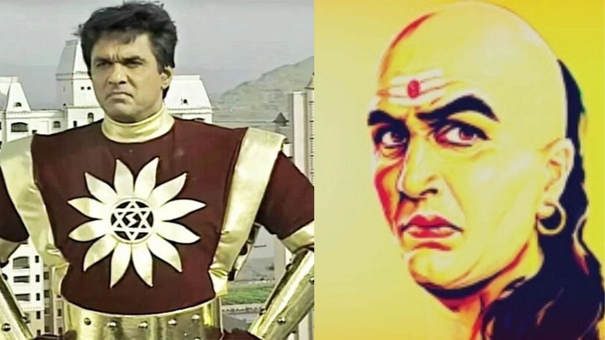 Shaktimaan and Chanakya LIVE Streaming on DD National and DD Bharti respectively.