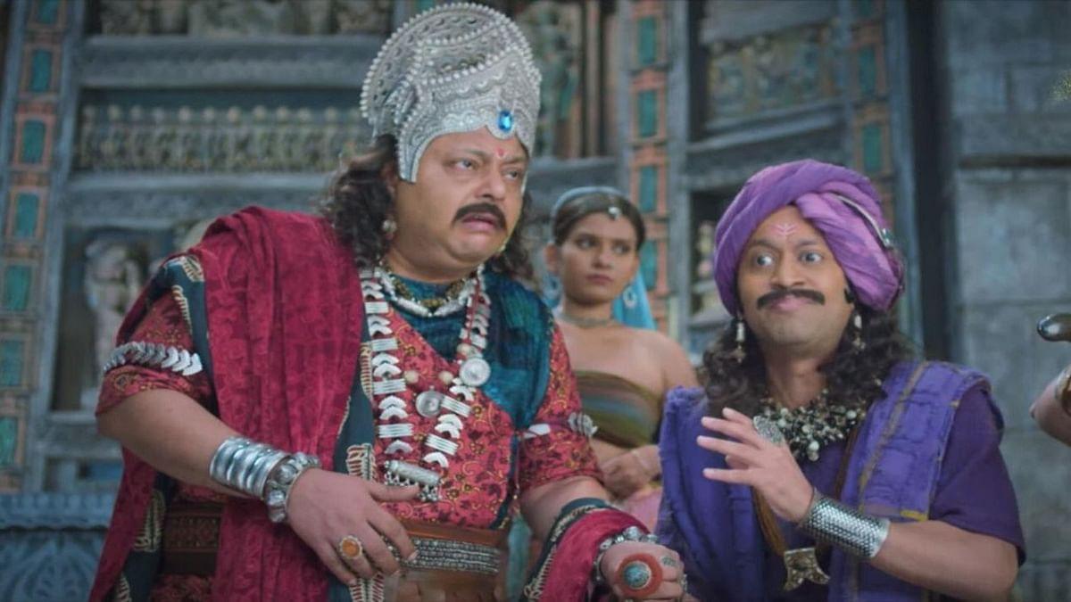 A still from new Star Plus show&nbsp;<i>Maharaja Ki Jai Ho</i>.