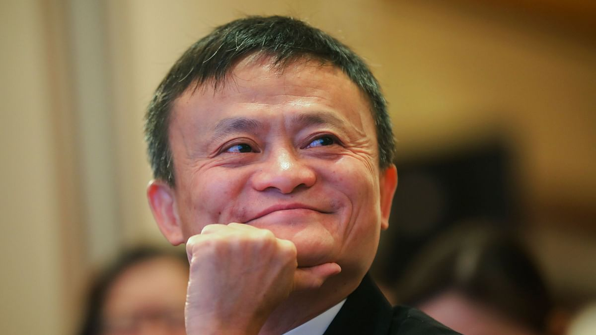 File image of Jack Ma, founder, Alibaba.