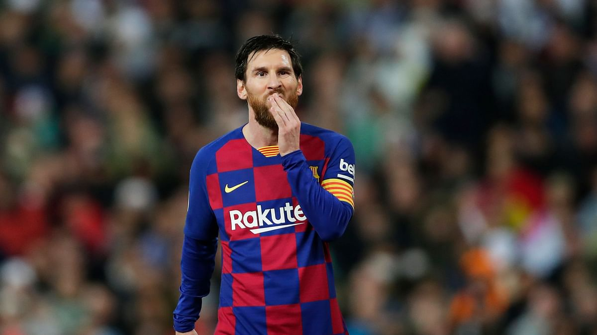 Lionel Messi Says He Considered Leaving Barcelona in 2017