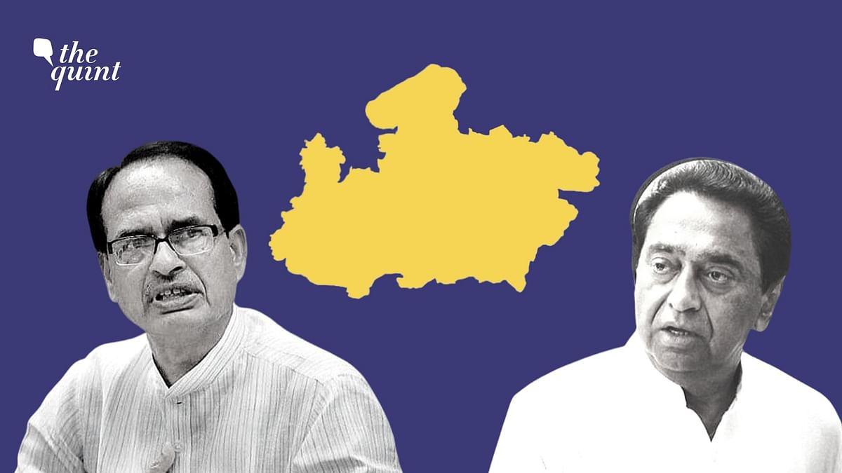 MP Congress Accuses BJP of Poaching, MLAs Held in Gurugram