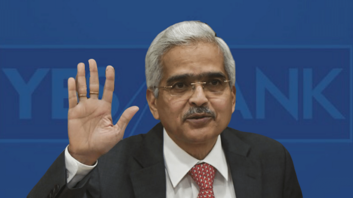 'Scheme to Revive Yes Bank in 30 Days': RBI Guv Shaktikanta Das