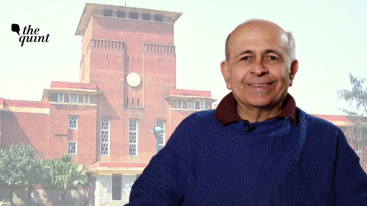 Novy Kapadia was a professor at the Sri Guru Tegh Bahadur Khalsa College of Delhi University for 40 years.