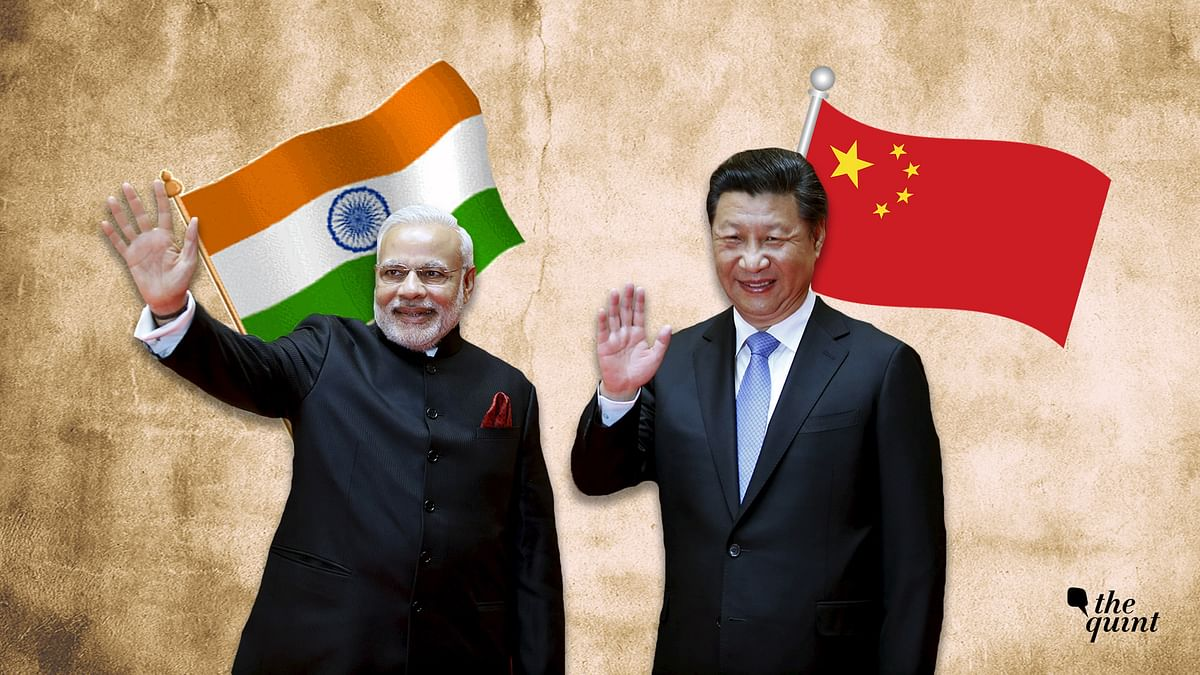 Archival image of PM Modi and Chinese President Xi Jinping, used for representational purposes.