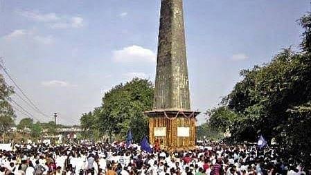 The Bhima Koregaon memorial in Pune. Image used for representational purposes.