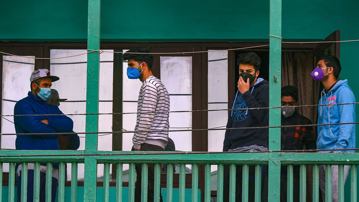 J&K: Doctors Appeal For Restoration of 4G Amid COVID-19 Fears